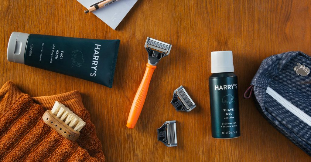 Harry's Razor Blades - Quality blades for half the price