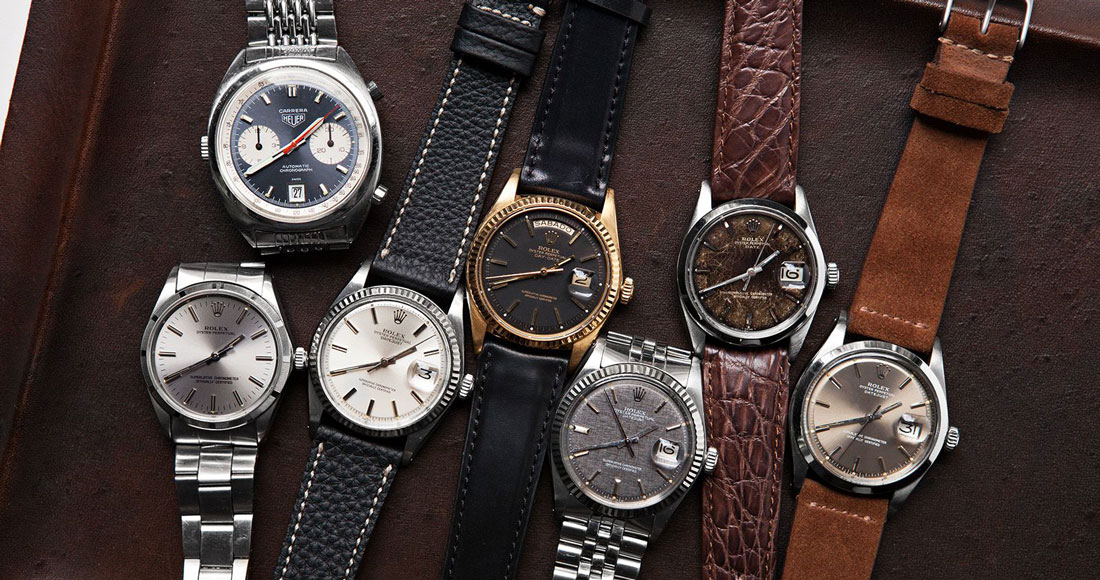 Tips on Buying Collectible Vintage Watches