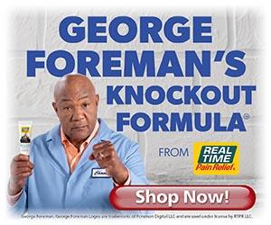 George Foreman's Knockout Formula